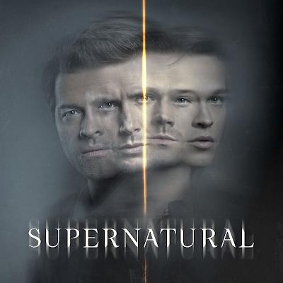 Supernatural season 15 iTunes art