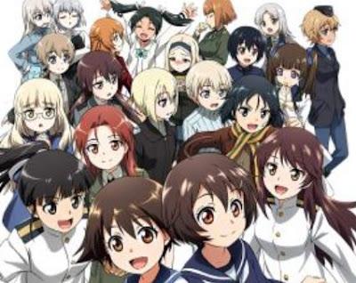 World Witches Hasshin Shimasu! Todos os Episódios Online
