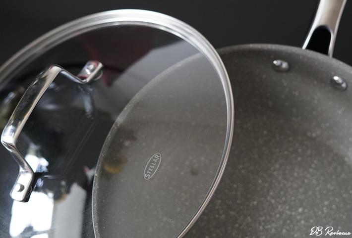 Stellar Rocktanium  24cm Saute Pan