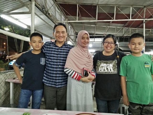 "Sang Anak Bakar Semangat Andi Arief Lewat Puisi ""Jangan Takut Papa"""