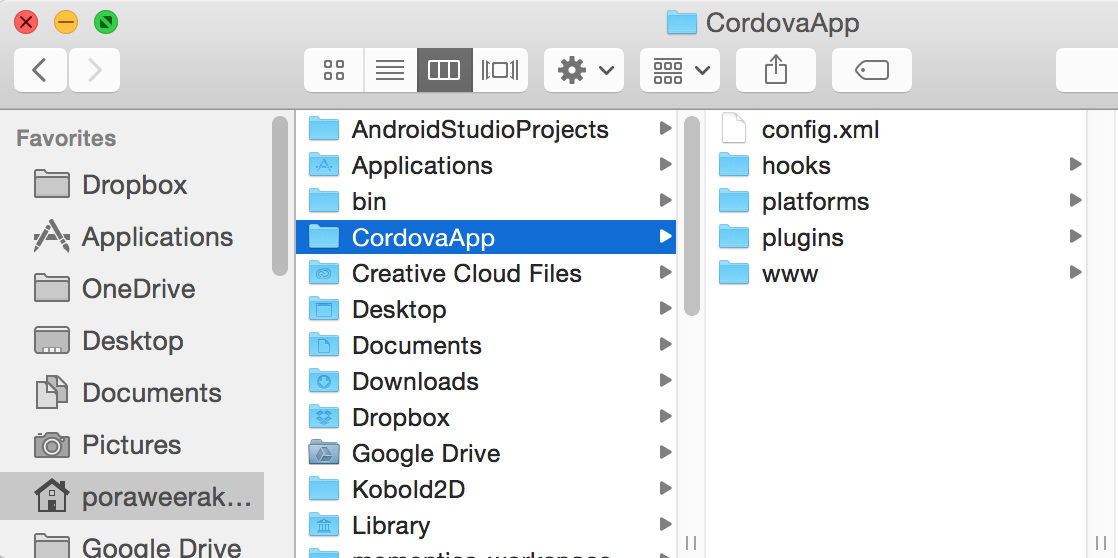 GAME DEV TO DIED: Apache Cordova + Android Studio : How to Integrate