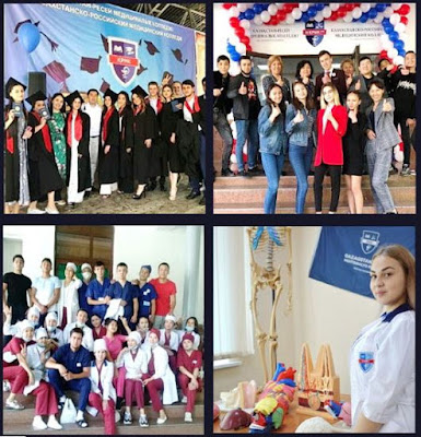 MEMBERSHIP of Kazakh Russian Medical University
