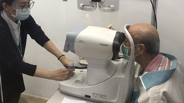 彰縣長輩免費敬老眼鏡 促使即早發現眼部病變就醫