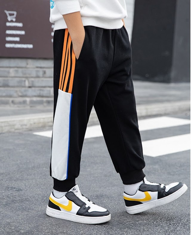 The Best Boys' Elastic Waist Pants Fashion Casual Pants in 2020 Shopping Guide