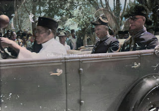 gubernur dari pantai timur sumatera dan controller kabanjahe