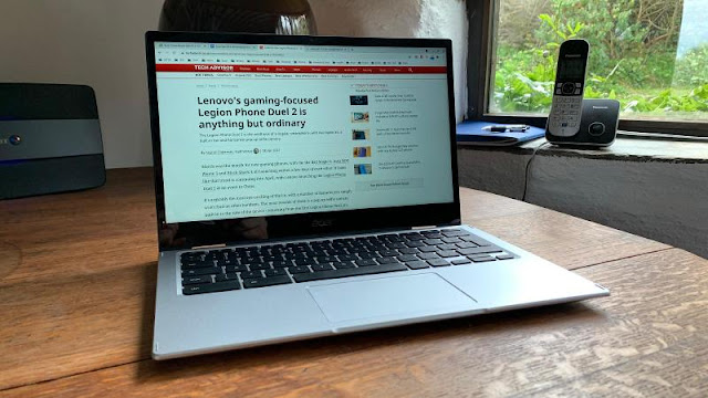 Acer Spin 513 Chromebook Review