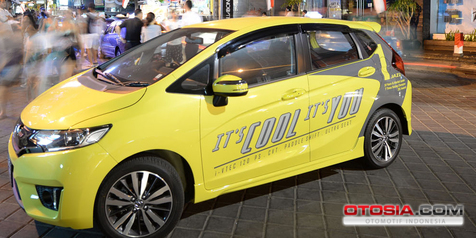 New Honda Jazz RS Pakai Headlight Hemat Energi