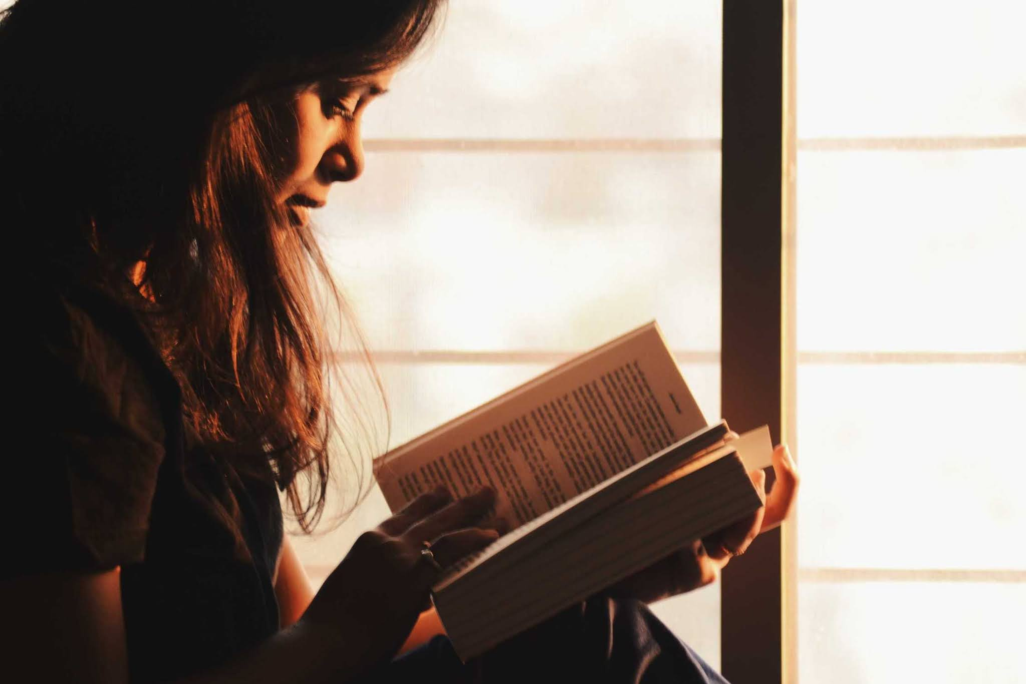 someone reading