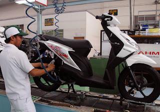Tips Perawatan Sepeda Motor Honda yang baik