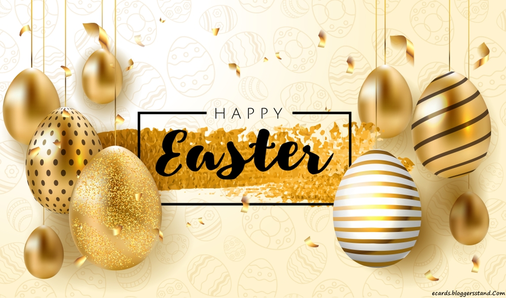 Happy Easter Day Wishes Greeting With Your Name.Print Name on Easter Day Wish Card.Easter Celebration Whatsapp Greeting With Custom Name.
