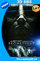 Prometheus (2012) Latino 3D SBS 1080P - 2012