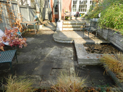Cabbagetown Toronto  Fall Backyard Cleanup After by Paul Jung Gardening Services--a Toronto Organic Gardening Company