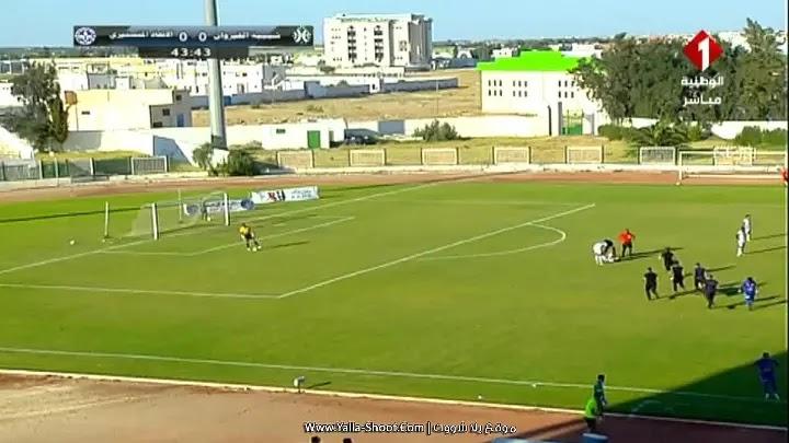 مشاهدة مباراة شبيبة القيروان والإتحاد المنستيري بتاريخ 2020-08-23 كاملة الرابطة التونسية لكرة القدم