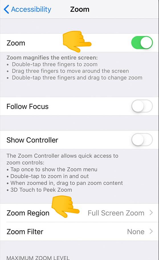 Night Reading Hack: How to Maximize iPhone Screen Dimness