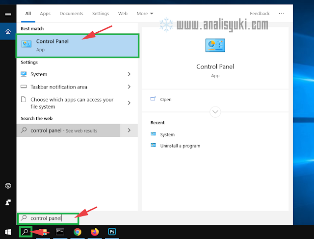 Cara Mengganti Nama Account di Laptop Windows 10