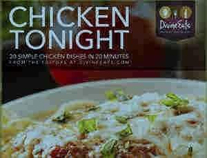 كتاب طرق طبخ الدجاج