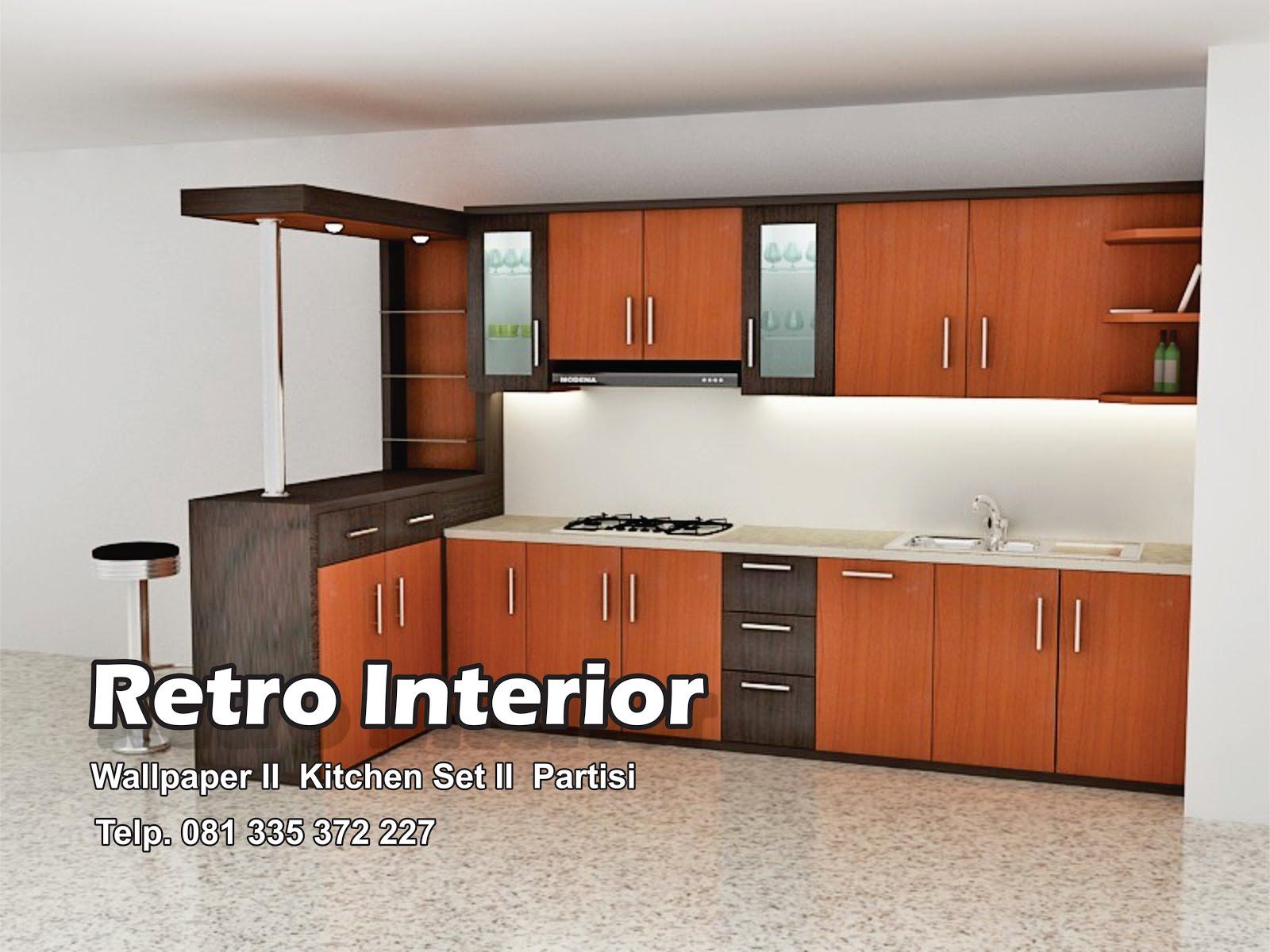 Kitchen Set Magetan 081335372227