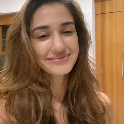 tiger wished video disha patani