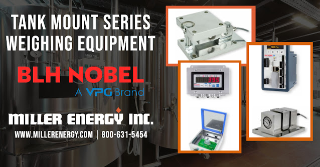 Tank Mount Series Weighing Equipment by BLH Nobel