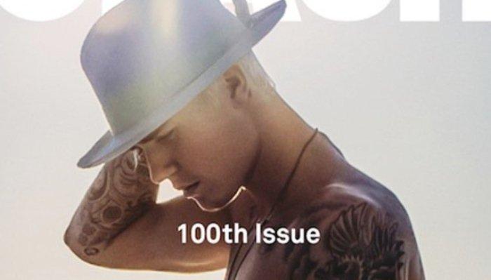 Foto Bugil Justin Bieber