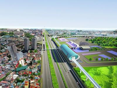 Dự án cầu vượt trước bến xe miền đông mới - Diễn đàn cầu đường