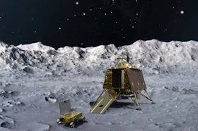 Chandrayaan-2: ISRO discovers Vikram Lander on the moon, tries to contact