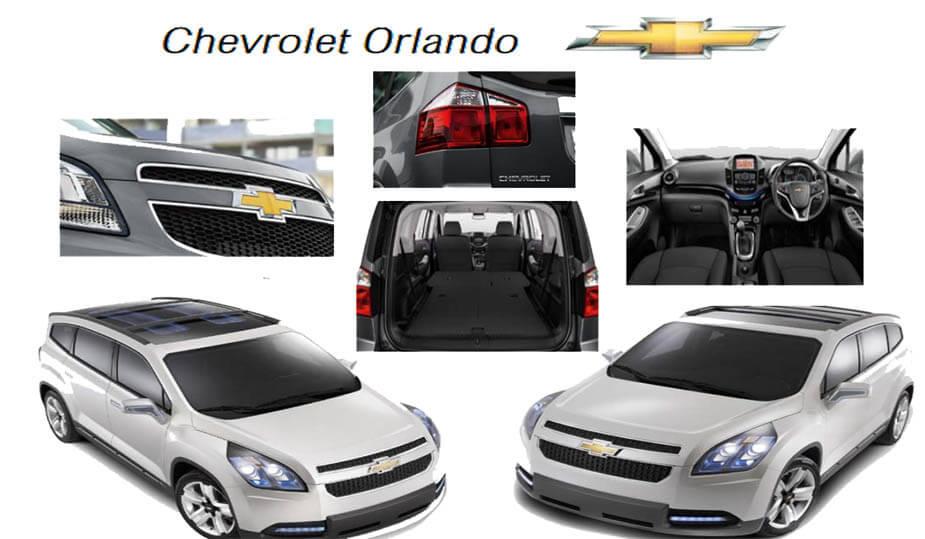 Sisi kenyamanan Berkendara Dengan Mobil Chevrolet Orlando