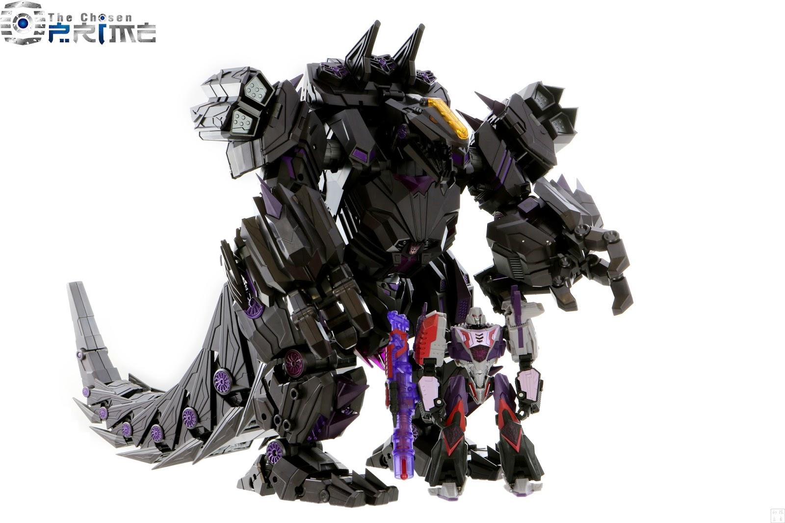 Welcome to The Chosen Prime: Planet X Apocalypse - Trypticon