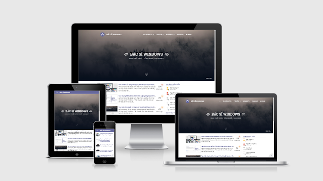Responsive Simple Blogging Template V2