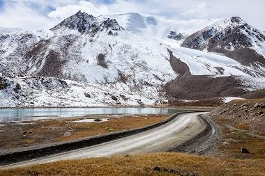 Trekking through Barskoon and Tamga in Kyrgyzstan