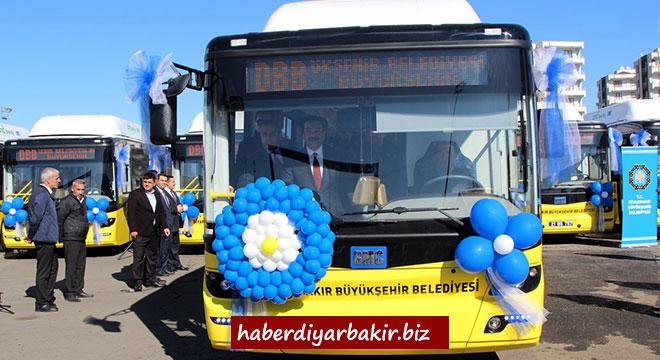 Diyarbakır TE belediye otobüs saatleri