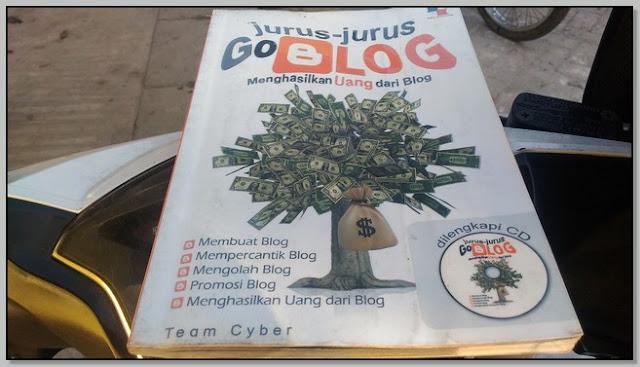 Resensi Buku Blog, Cara Mudah Membuat Blog
