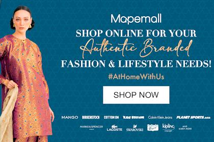 Belanja Online Fashion Hijab di Mapemall