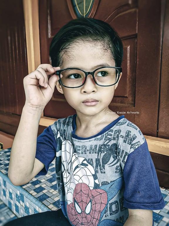 cermin mata anti blue light untuk kanak kanak