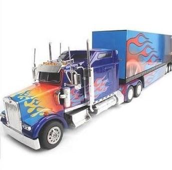 mainan remot truk gandeng