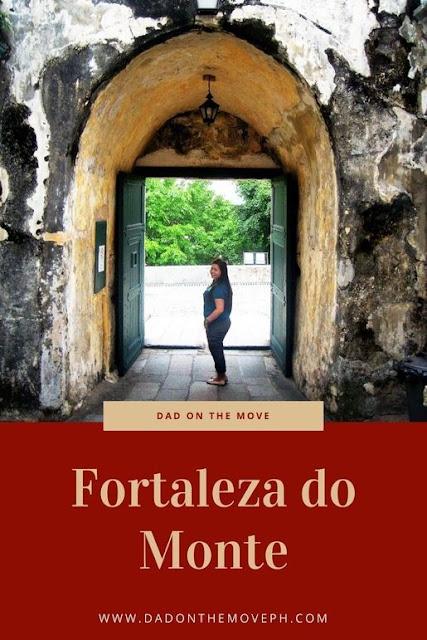 History of Fortaleza do Monte