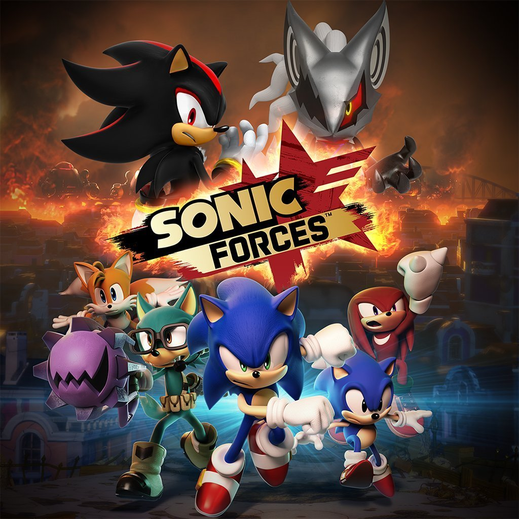New Sonic Game For Ps4 : New games sonic forces pc ps xbox one switch the