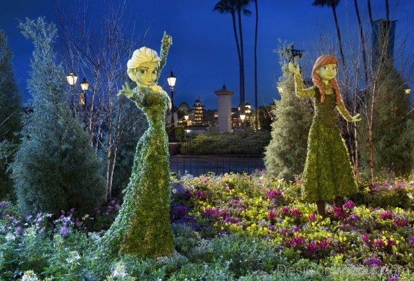 Festivals Of Gardens