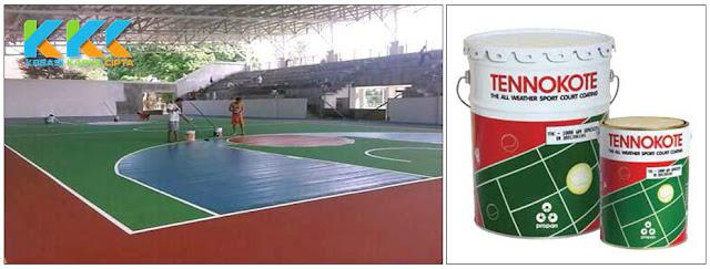 Pusat Pelayanan Jasa Pengecatan Lapangan Futsal