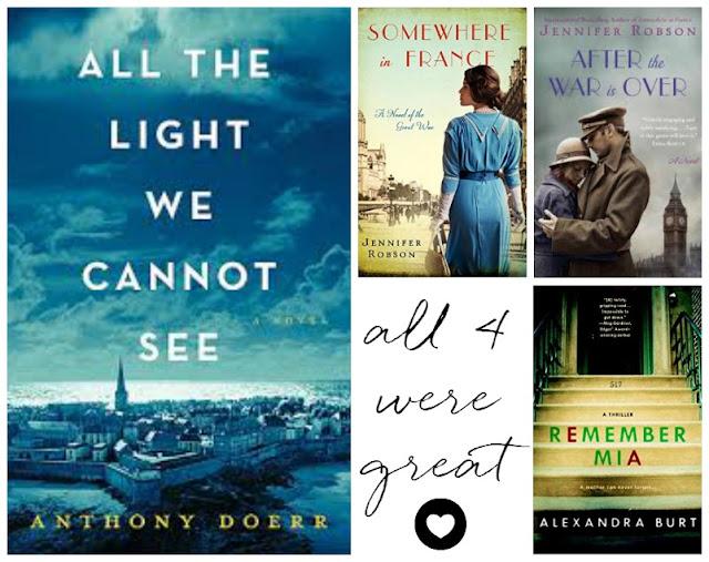 Adult Fiction Recommendations