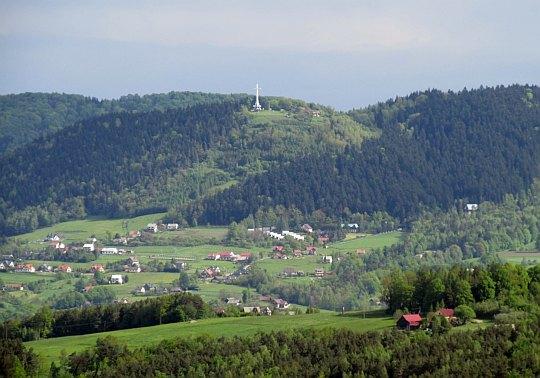 Miejska Góra (716 m n.p.m.).