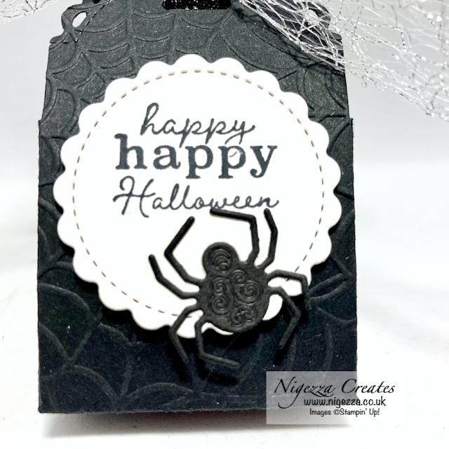 Ink Stamp Share October Blog Hop: Halloween