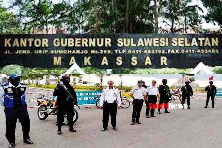 Pemprov Sulsel Akan Berlakukan Pembatasan Skala Kecil di Makassar, Gowa, dan Maros