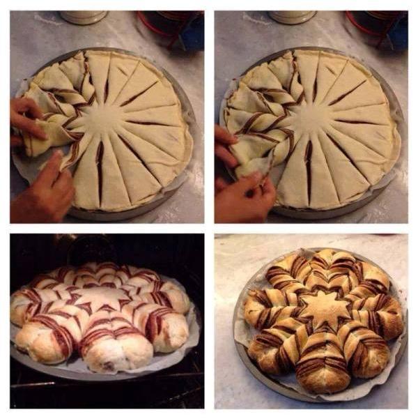 Roti Pisang Nutella
