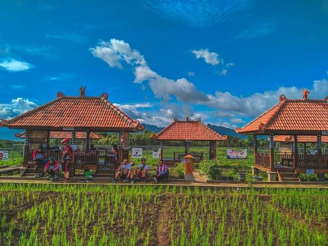 Obyek Wisata Kitagawa Pesona Bali Park Sidoharjo Wonogiri