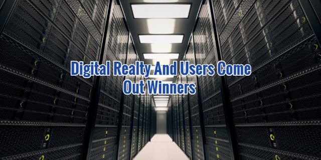 Digital Realty data center deal
