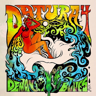 DATURA4 - Demon blues (2015) 4