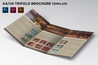 Contoh brosur objek wisata