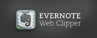 Clip your emails from Gmail to the Evernote now with Evernote Web Clipper for Chrome