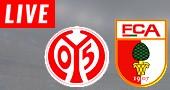 Augsburg vs MainzLIVE STREAM streaming